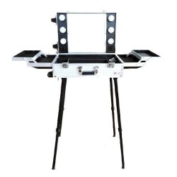 Suesh DB9660k Mobile Makeup Station with Detachable Stand