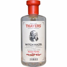 Thayers Witch Hazel Toner Alcohol-Free 355ml (rose Petal) By Cm Enterprise.