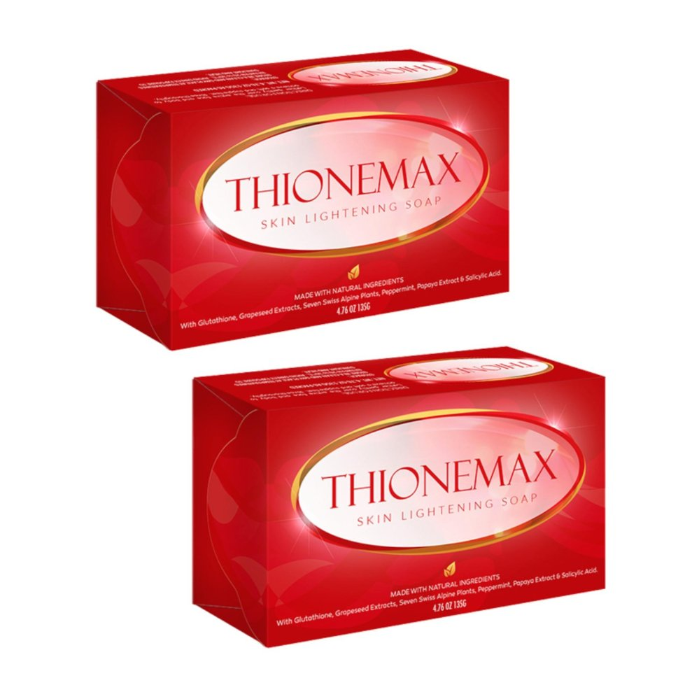 Thionemax Skin Lightening Soap 135g(Pack of 2) product preview, discount at cheapest price