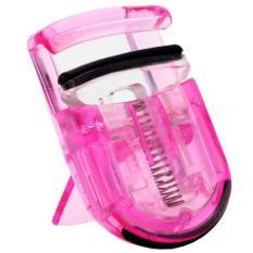 Travel Size Compact Mini Eyelash Curler (pink) Philippines