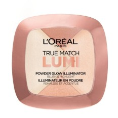 True Match Lumi Powder Glow Illuminator - N202 Rose [Lightweight] by LOréal Paris Philippines