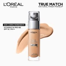 True Match Natural Finish Liquid Foundation - N3 Nude Vanilla by LOréal Paris Philippines