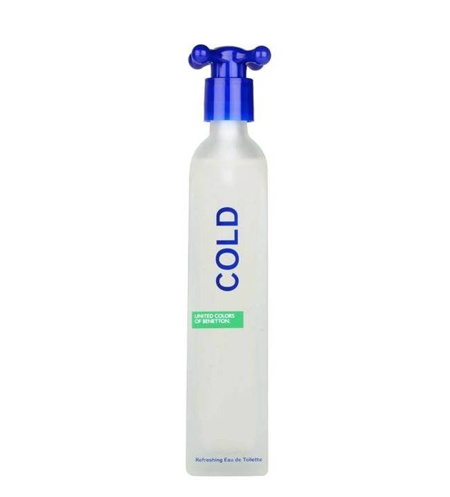 United Colors of Benetton Cold 100ml - thumbnail