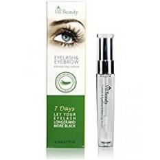 [Upgraded] Eyelash Growth Serum, Enhancer Great For Eyelash Growing, Thickening and Strengthening of Eyelashes, Best Eyelash Growth Serum for 2018 - intl Philippines