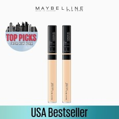 USA Bestseller: Get two Fit Me Flawless Natural Concealer - 10 Light [USA Bestseller] by Maybelline [Exclusive Bundle] Philippines