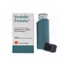 Ventolin Evohaler / Inhaler / Puffer By Acne.org Alternatives.