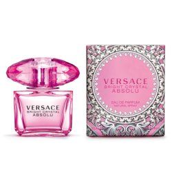 Versace Bright Crystal Absolu Eau De Parfum for Women 90ml