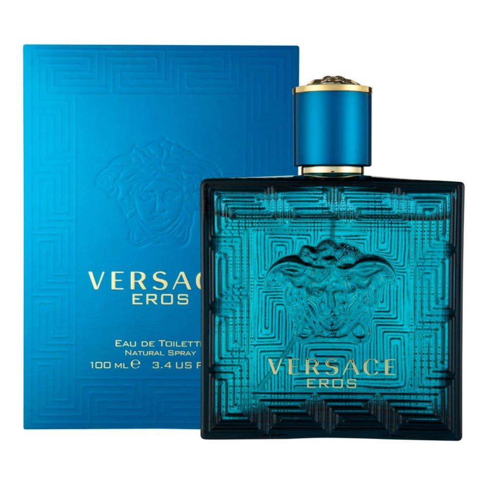 Versace Eros Eau de Toilette for Men (100ml) - thumbnail