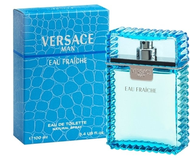 Versace Eau Fraiche EDT for Men 100ml