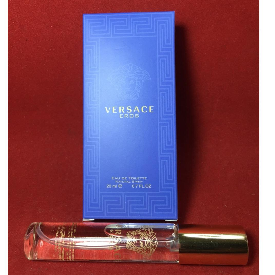 Versace Eros Eau De Toilette for Men 20ml product preview, discount at cheapest price
