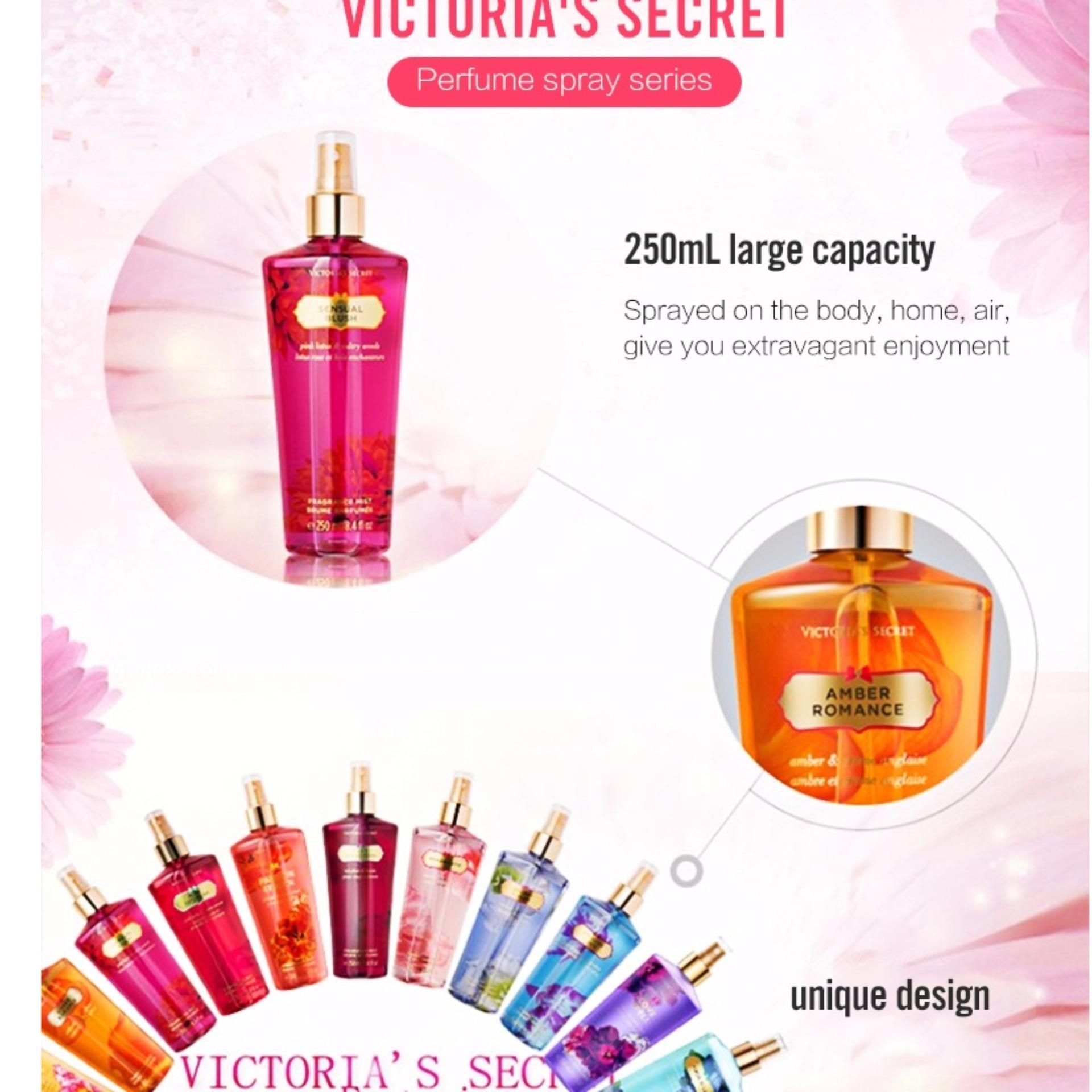 d389f237973 ... Victoria s Secret Pure Seduction Fragrance Body Mist 250ML - thumbnail