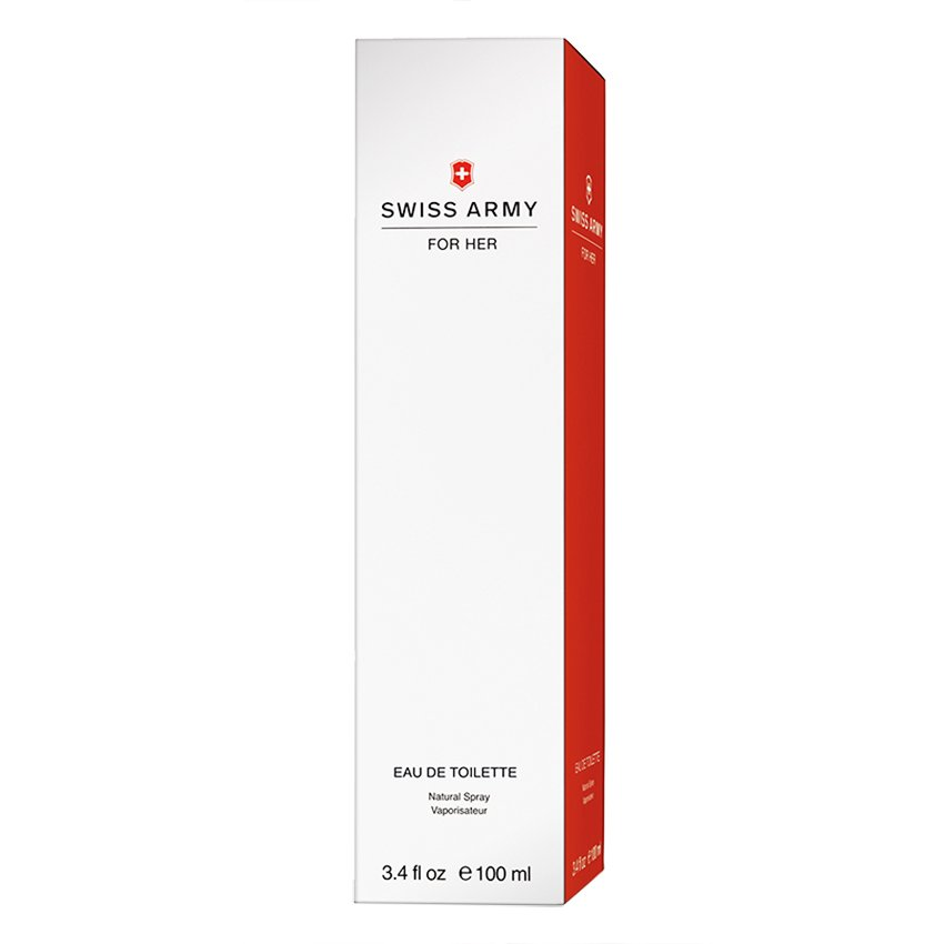 Victorinox Swiss Army Eau de Parfum for Women100ml - thumbnail