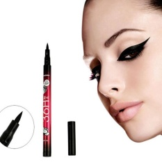 Waterproof Liquid Beauty Comestics Black Eyeliner Eye Liner Pencil Hot - intl Philippines
