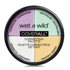 Wet N Wild Coverall Correcting Palette (Color Corrector) Philippines