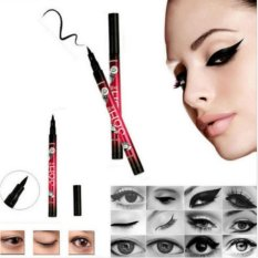 YANQINA Waterproof Liquid Type Eyeliner Smudge Proof Makeup Cosmetics Eye Liner Beauty Gel Liquid Eye Liners Pen Philippines