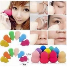 YUHUAN Make Up Facial Sponge Puff Beauty Blender (Assorted Colors) Philippines