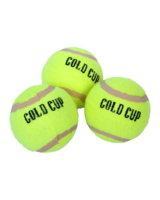 Goldcup Tennis Ball 3 PCS image