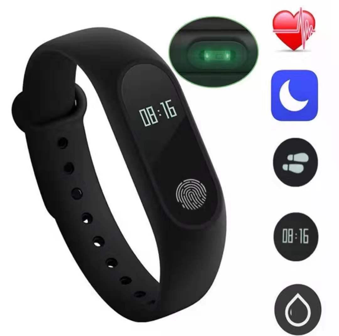 Fitness Bands Vancouver: Lets Fitness Tracker Waterproof