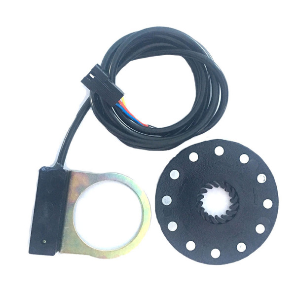 Phân phối Electric Bicycle Sensor Pedal 12 Magnets E-Bike PAS System Assistant Sensor Speed Sensor E-Bike