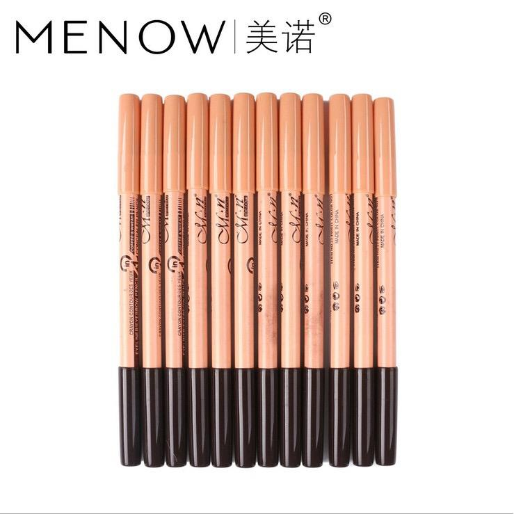 Set of 12pcs 2in1 Eyeliner/Eyebrow and Concealer Pencil-Edison Online Shop Philippines