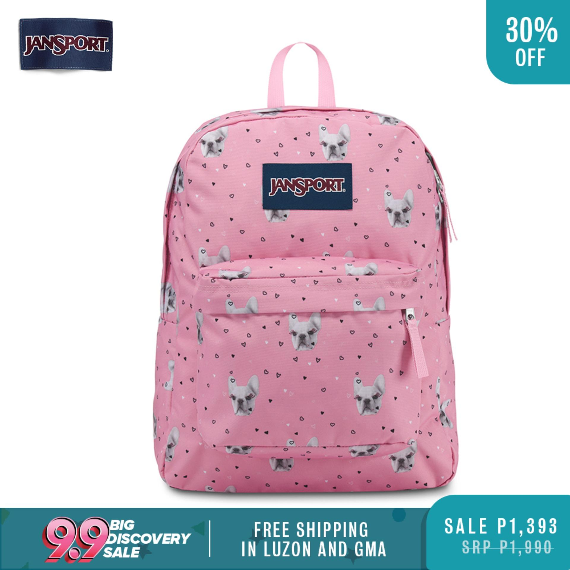 JanSport Womens Classic Superbreak T501 Backpack 600 Denier Polyester  Backpack