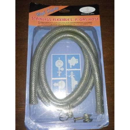 For Lpg! Stailess Steel Braided Lpg Hose By Macoyreyes.