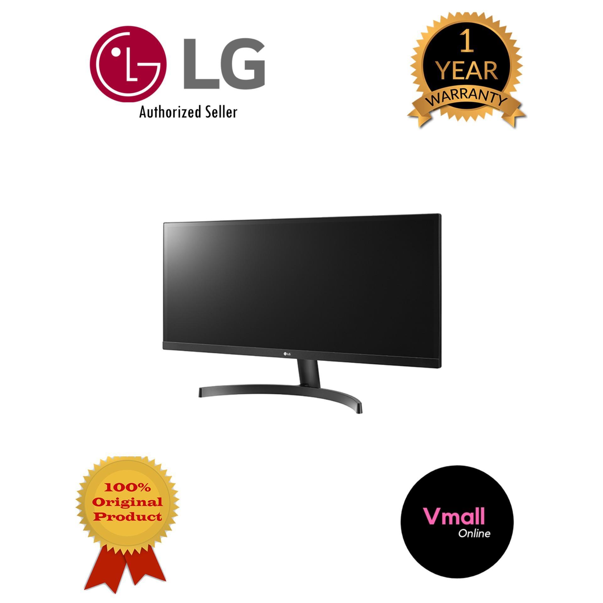 LG 29 inch 29WK500-P (Latest Model) LED IPS LCD Monitor Dual HDMI UltraWide  21:9 AMD FreeSync Screen Split 2 0 - Black