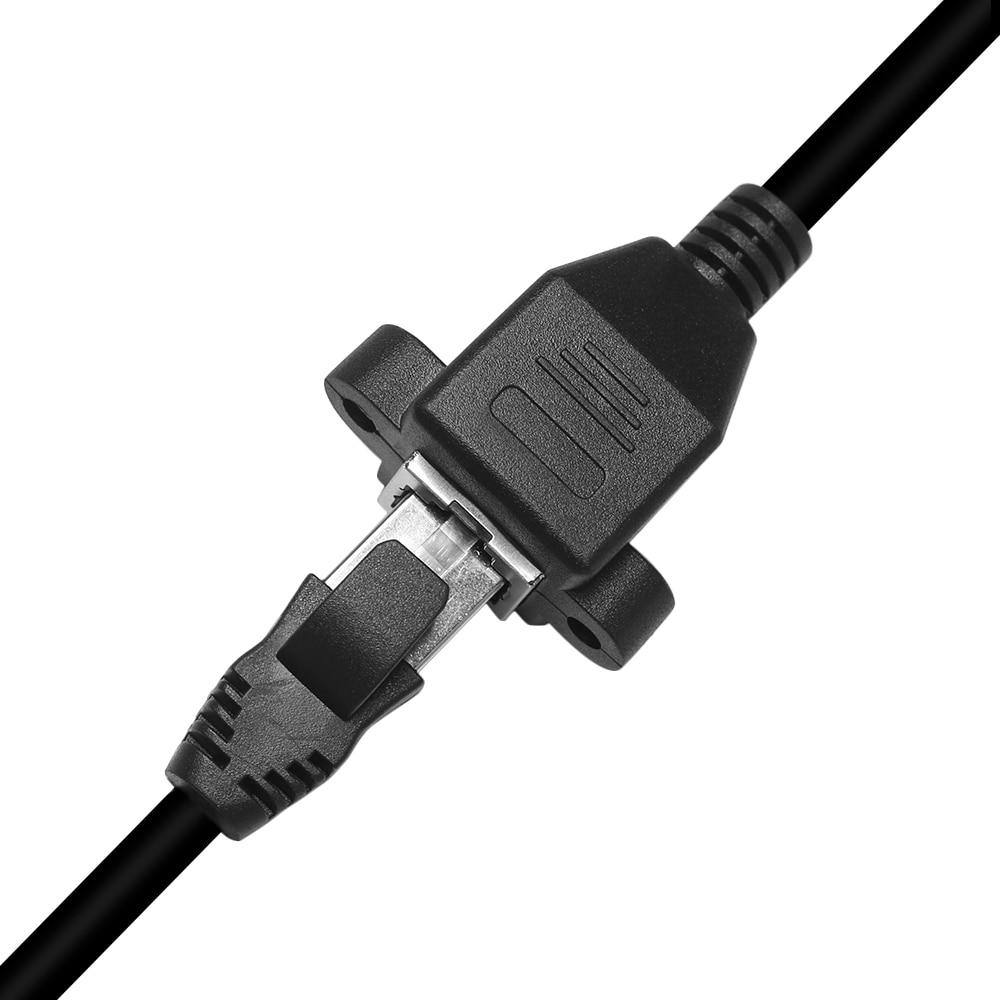 New Ethernet Extension Cable RJ45 Cat 5//5e Male to Female LAN Cord for PC Laptop
