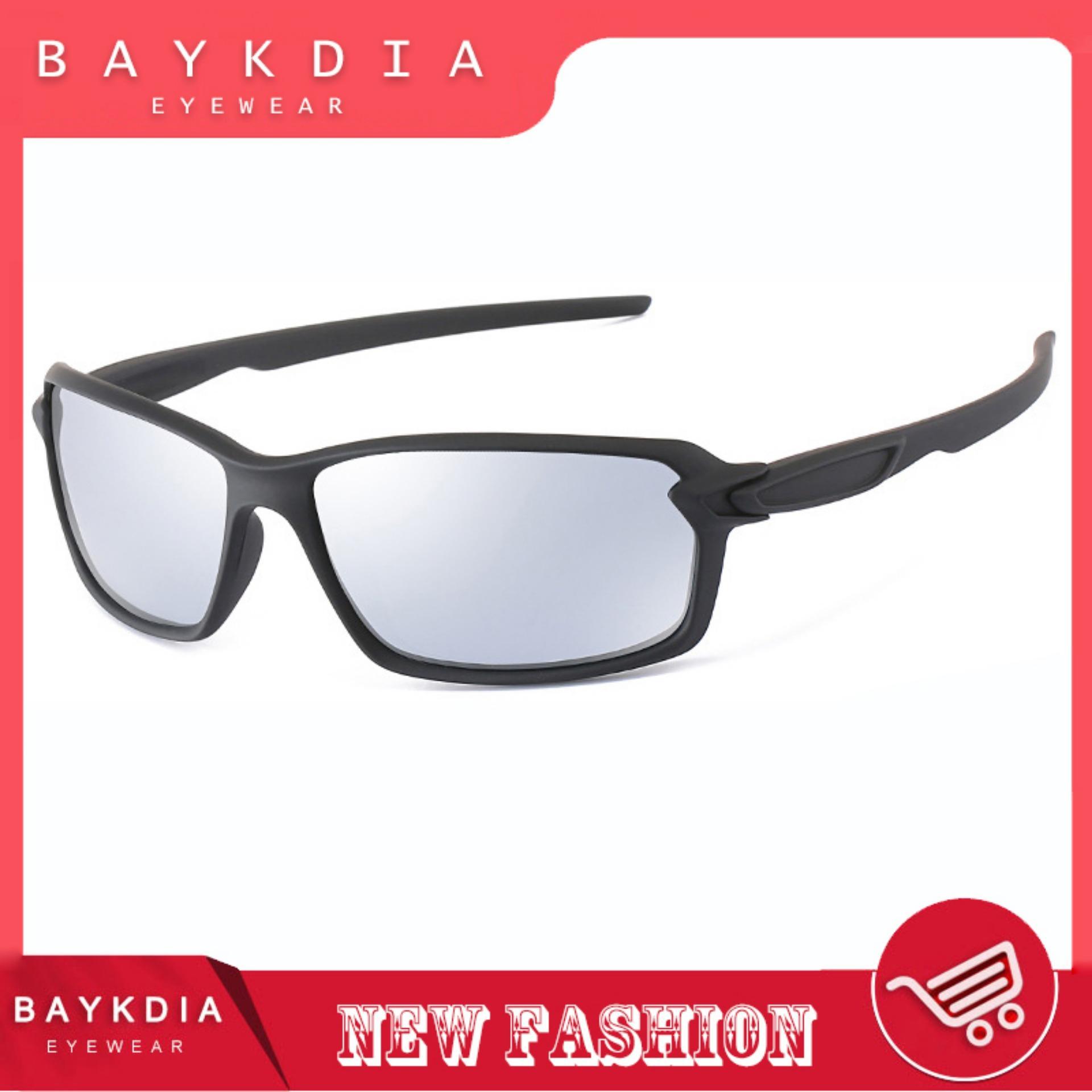 77f4f6080 VEITHDIA Sports Women Sunglasses Men 2018 Polarized Sunglasses 18318 Vintage  Retro Black Frame UV400 Women Mens