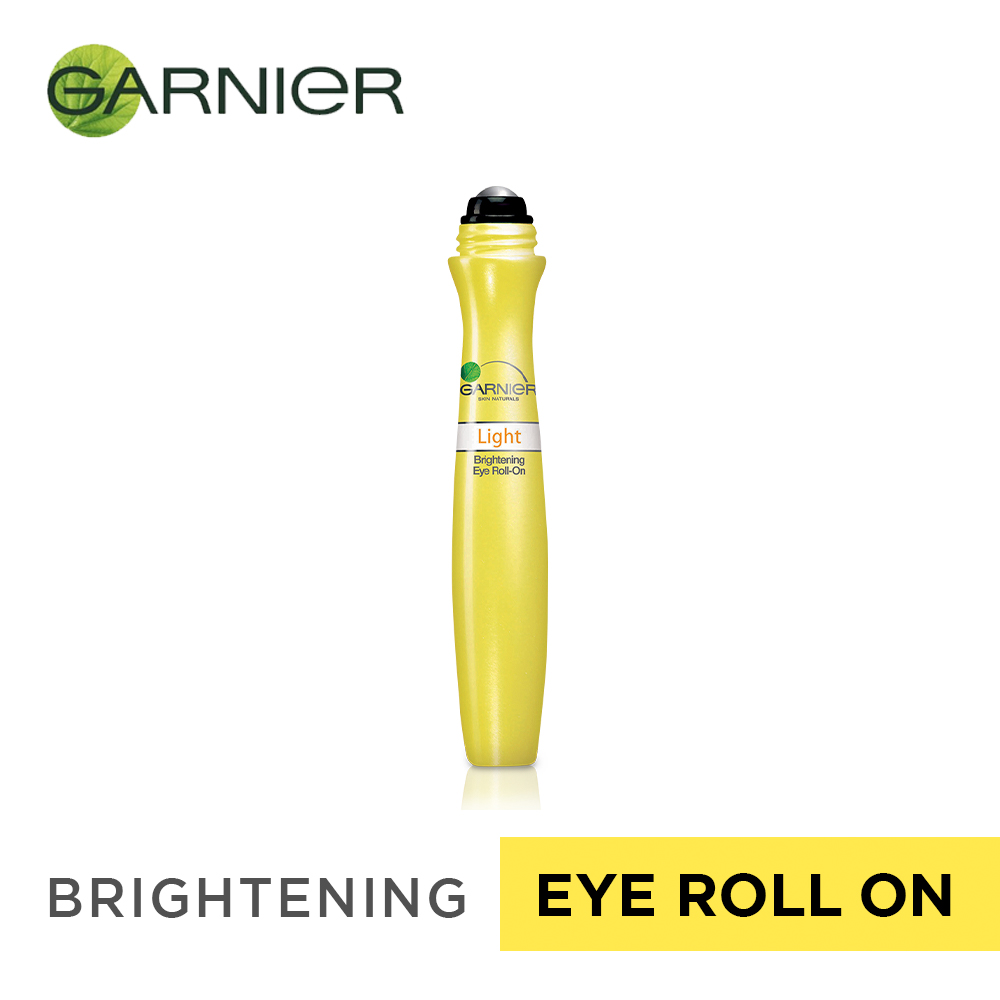 Garnier Skin Naturals Light Eye Roll On 15ml Lazada Ph