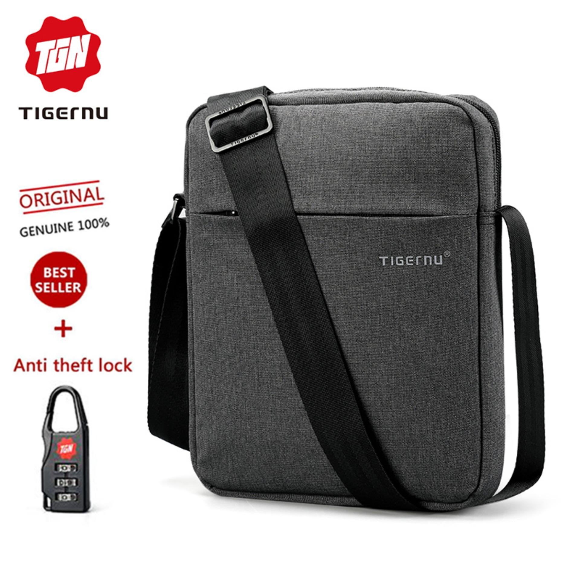 Tigernu Hot selling Water-resistant Scratch proof Messenger Bag Sling bag  for Men Travelling bag d6fb8a2b31126