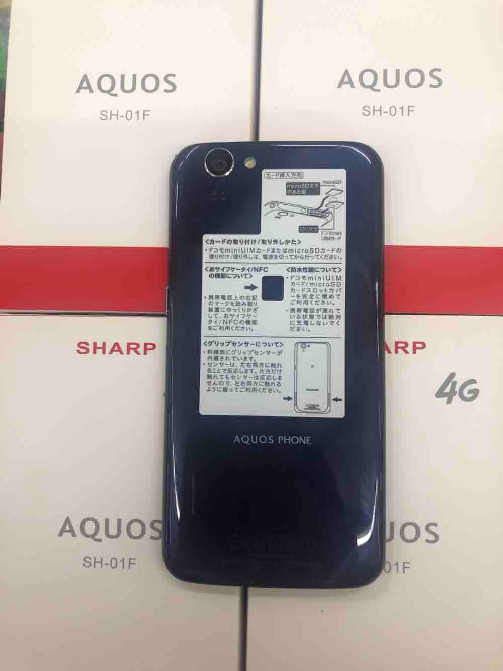 sharp aquos sh-01f