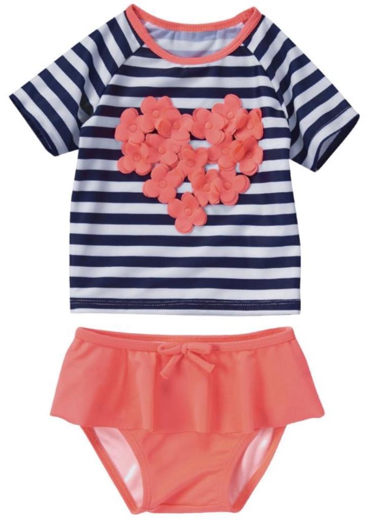 0f44b56f57676 Two Piece for Girls for sale - Girls Two-Piece Swimwear online ...
