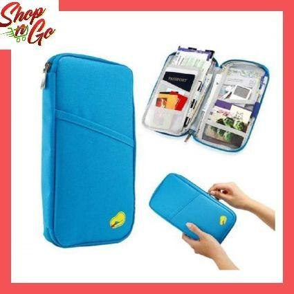 Sagm Travel Passport Holder Ticket Id Wallet Organizer By Shop And Go Marketing.