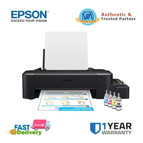 Epson L120 Single Function Ink Tank System Colored Printer (Black) 33357a8748