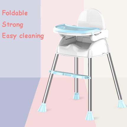 Foldable Baby Dining Chair For Kids Dinner Home Portable Eating Table For Infant Lazada Ph