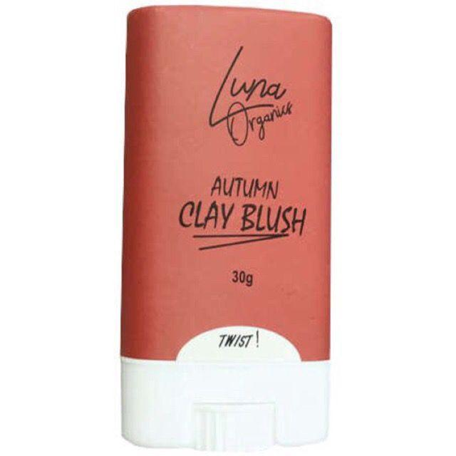 Dodo Shop Authentic Luna Organics Autumn Clay Blush 30g By Dodo Shop.