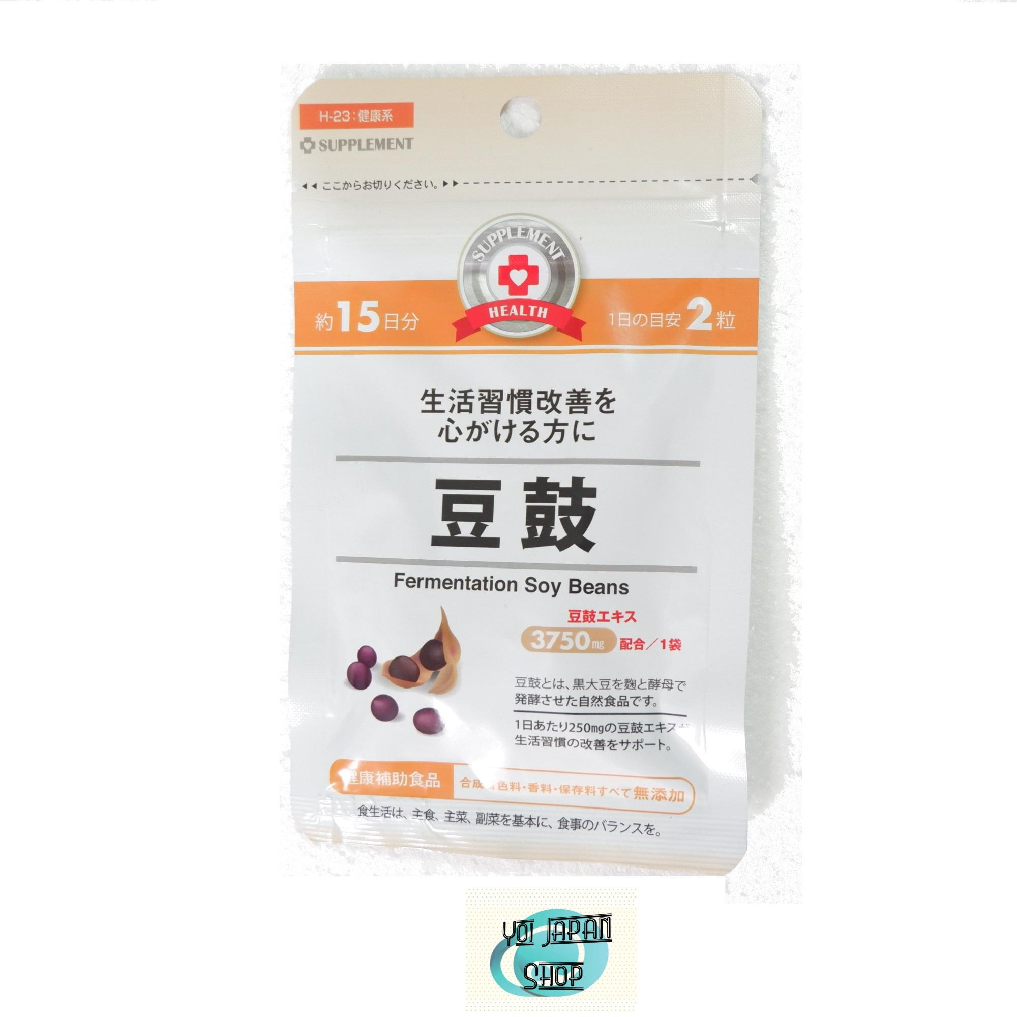 Can Do Fermented Soy Bean (Natto Fermented Super Soy Food Nattokinase for  Probiotics Cancer HBP Artherosclerosis Fatigue Pain Varicose)