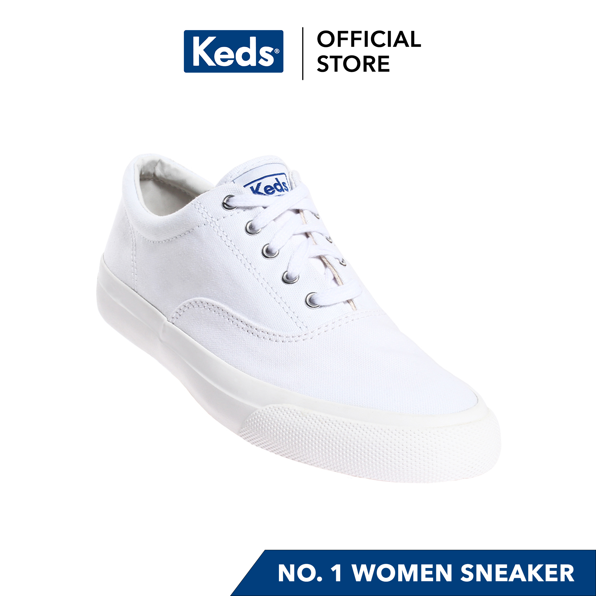 Keds Anchor Canvas Lace-up Sneakers