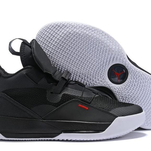 info pour d0380 ac508 A!r Jordan 33 XXXll 'Utility Black Out' (Kids) Basketball Shoes