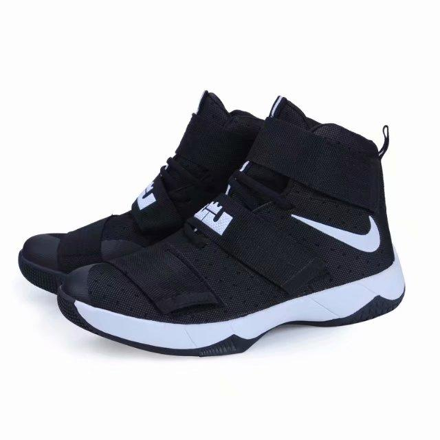 a6268082416 Lebron James Basketball Shoes For Men Soldier 10 high cut without box