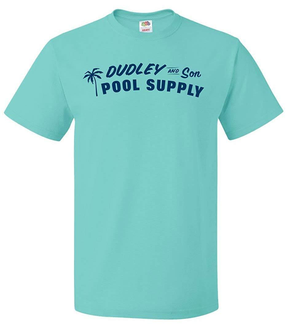 32e5d523 Dudley And Son Pool Supply T-Shirt | Lodge And Lounge In This Soft Tee
