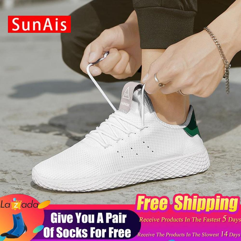 Underwear & Sleepwears Running Shoe Men Sneakers New High Quality Lightweight Outdoor Sport Shoes Man Sneakers Athletic Walking Socks Shoes Men Bringing More Convenience To The People In Their Daily Life