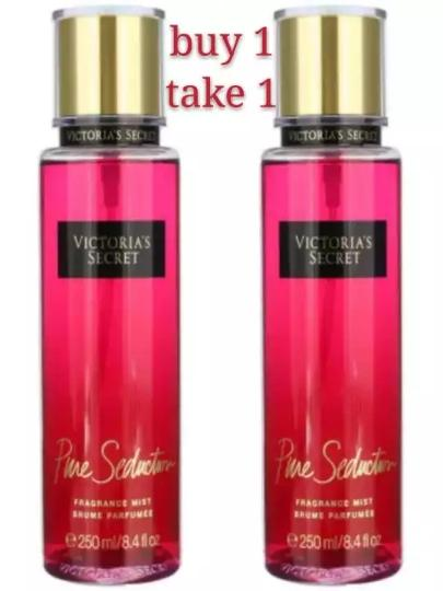 d8914d08e0b54 BUY 1 TAKE 1 Victoria's Secret Pure Seduction Fragrance Mist 250ml