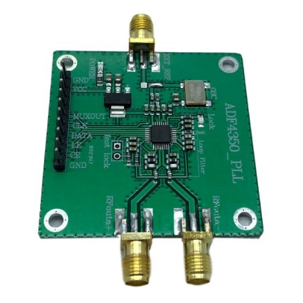5V DC ADF4350 RF Signal Source Frequency Synthesizer Development Board PLL RF Signal Source Frequency Synthesizer Malaysia