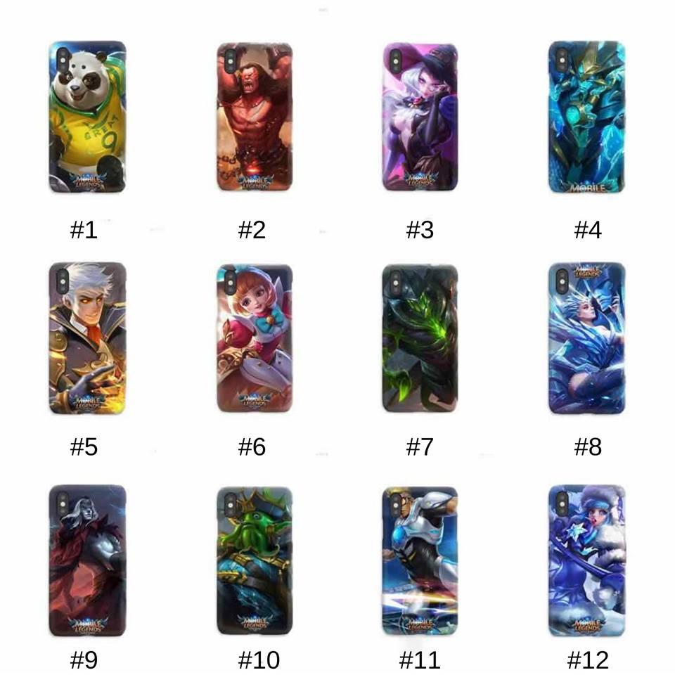 finest selection 1faef 525c3 NEW MOBILE LEGENDS (Hard case) All units Made to order