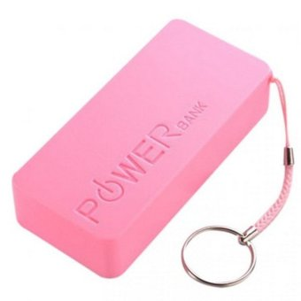 5600mAh Mini Powerbank (Pink)
