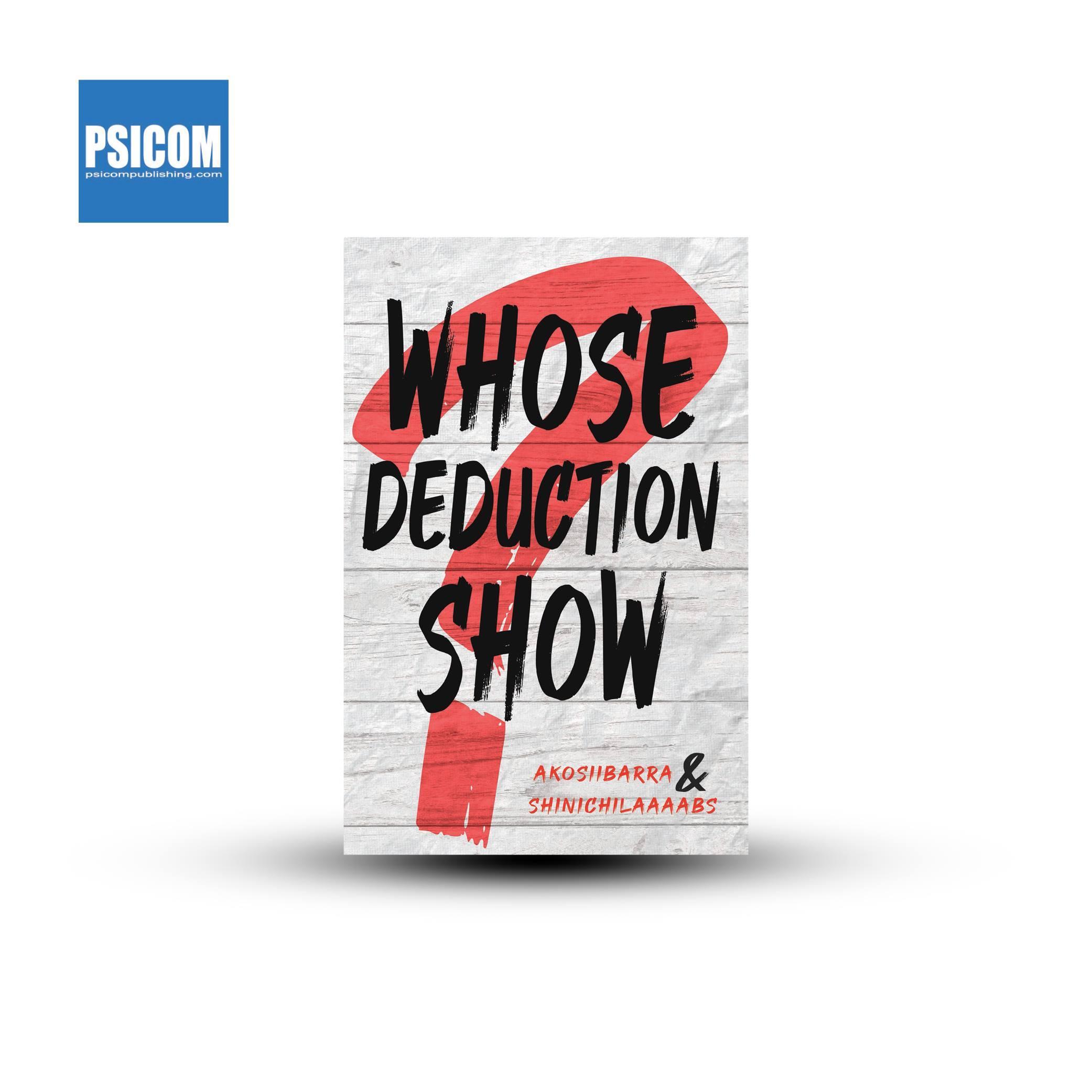 MIBF 2019 - Whose Deduction Show? by AkosiIbarra and ShinichiLaaaabs