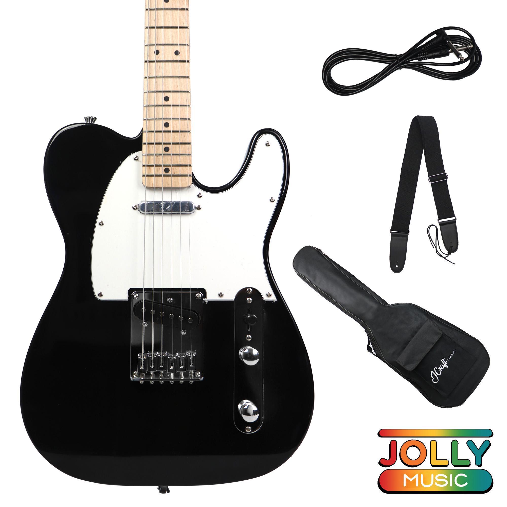 J-Craft Classic Series T-1 Telecaster Electric Guitar
