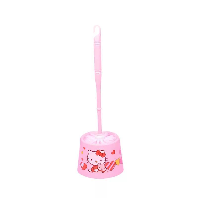 Hellokitty Toilet Brush By Hk.